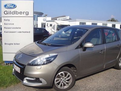 käytetty Renault Scénic III 1,5 dCi 110 Expression ESM