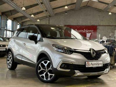 brugt Renault Captur 1,5 DCI Intens 90HK 5d
