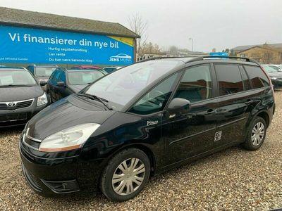 brugt Citroën C4 Picasso 1,6 HDi 112 Seduction E6G Van
