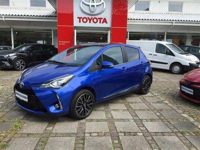 gebraucht Toyota Yaris 1,5 VVT-I C-HIC 111HK 5d 6g