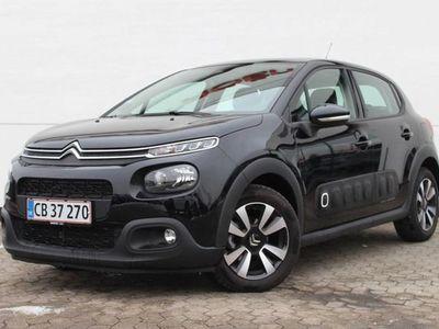 brugt Citroën C3 1,2 PureTech Skyline EAT6 start/stop 110HK 5d 6g Aut.