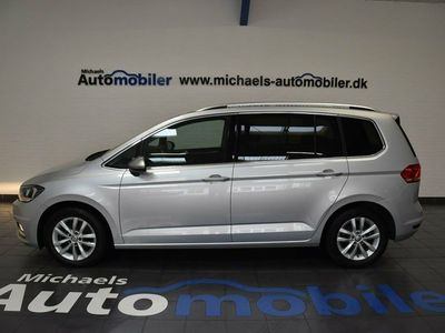 second-hand VW Touran 2,0 TDi 150 Highline BMT