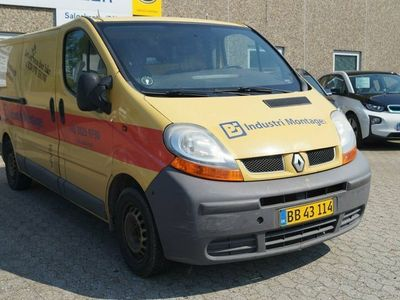 usata Renault Trafic T27 1,9 D 100 L2H1