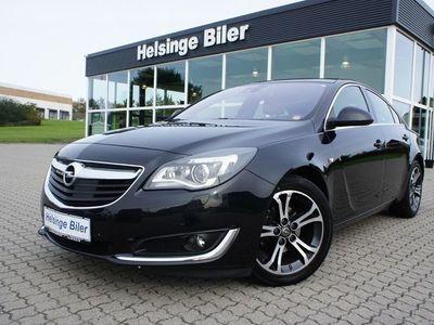brugt Opel Insignia 2,0 CDTi 140 Cosmo eco