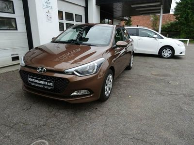 brugt Hyundai i20 1,25 Passion
