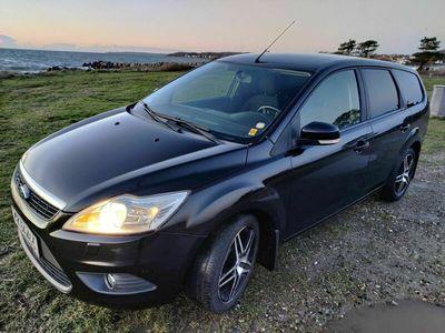 brugt Ford Focus 1.6 90 HK Trend+