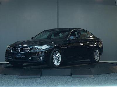 brugt BMW 520 d 2,0 D Steptronic 184HK 8g Aut.