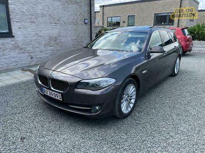 brugt BMW 530 d F11