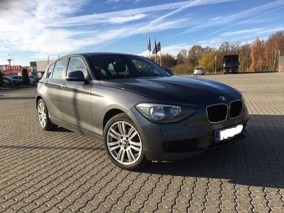 second-hand BMW 118 1 SERIE D