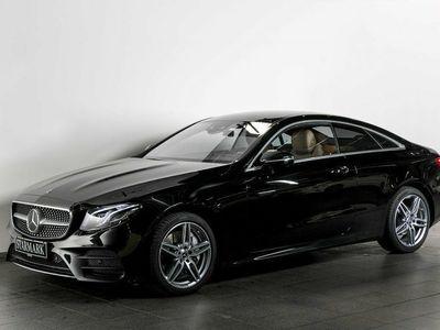 używany Mercedes E300 0 AMG Line Coupé aut.
