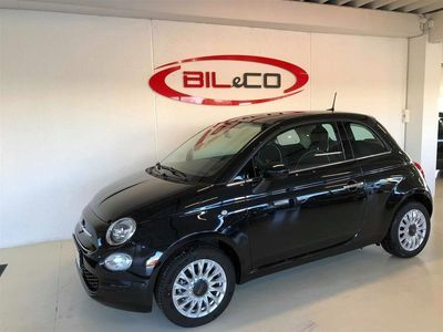 brugt Fiat 500 1,2 Black Friday Start & Stop 69HK 3d