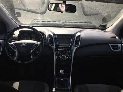 brugt Hyundai i30 CRDi 5 dørs Hatchback 1,6