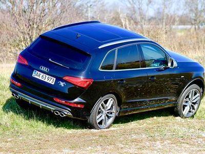 brugt Audi Q5 3,0 3,0 TDI QUATTRO AUT.