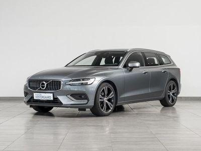 brugt Volvo V60 2,0 D4 Inscription 190HK Stc 8g Aut.