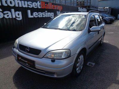 brugt Opel Astra 6 16V Elegance 125 stc.