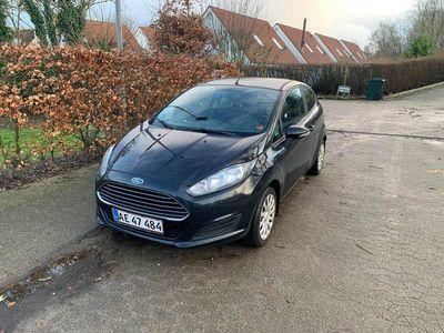 brugt Ford Fiesta 1.0 EcoBoost (100 HK) Hatchback, 3 dørs Forhjulstræk Manuel
