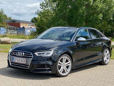 brugt Audi S3 2,0 TFSI Quat S Tron 310HK 7g Aut.