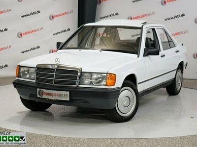 brugt Mercedes 190 2,0 D