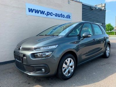 used Citroën C4 Picasso 1,6 BlueHDi 120 Extravaganza