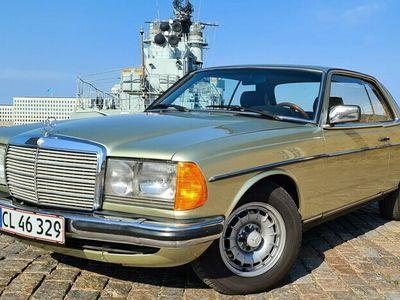 brugt Mercedes 200 300 (W123) 280 CE
