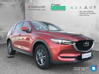 brugt Mazda CX-5 2,0 Skyactiv-G Vision 165HK 5d 6g Aut.