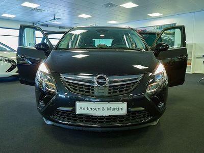 brugt Opel Zafira 2,0 CDTI Enjoy 170HK 6g Aut.