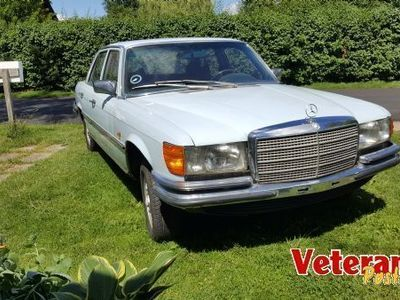 used Mercedes S280 w116