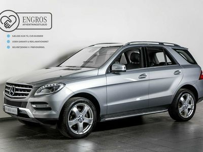 usata Mercedes ML350 3,0 BlueTEC aut. 4-M