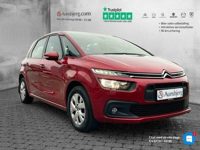 brugt Citroën C4 Picasso 1,6 Blue HDi Extravaganza start/stop 120HK 6g