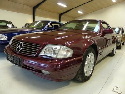 brugt Mercedes SL320 SL-Klasse (R129)