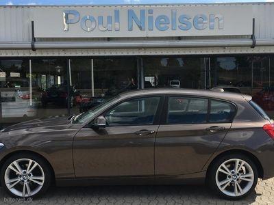 second-hand BMW 120 d 2,0 D 184HK 5d 8g Aut.