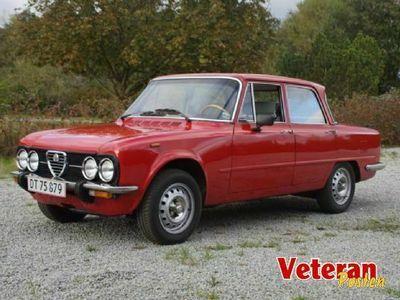 brugt Alfa Romeo Giulia 1600 super Nova