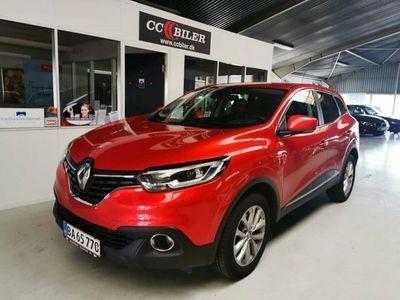 brugt Renault Kadjar 1,6 dCi 130 Zen