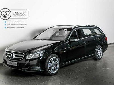 begagnad Mercedes E220 2 BlueTEC Edition E stc. aut.