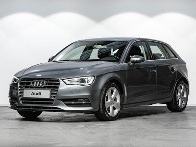 brugt Audi A3 Sportback 1,4 TFSi 150 Ambition S-tr.