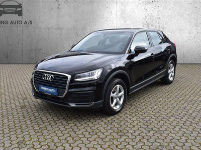 brugt Audi Q2 1,6 TDI 116HK 5d 6g - Personbil - Sortmetal
