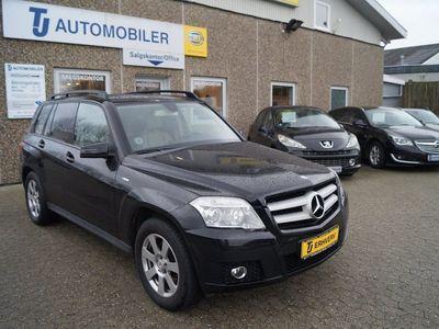usado Mercedes GLK220 2,2 CDi aut. 4-M BE Van