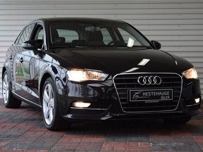 brugt Audi A3 Sportback 1,6 TDI Ambition 105HK Stc