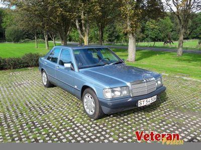 brugt Mercedes 190 2.3 Benzin