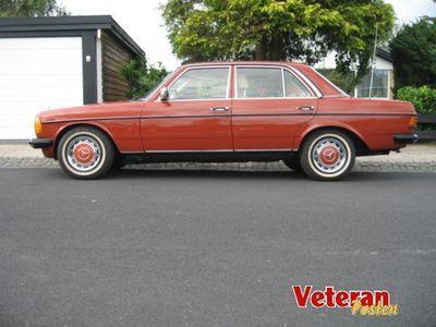 brugt Mercedes 200 W123