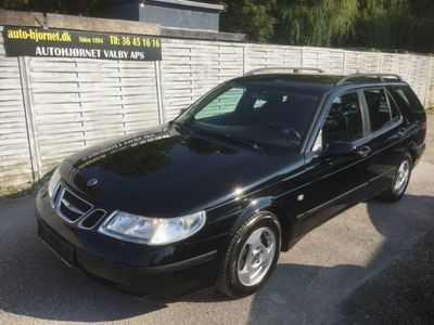 brugt Saab 9-5 2,0 T Linear Estate aut.