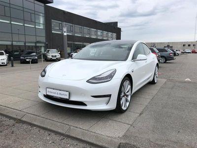 brugt Tesla Model 3 P75 el EL Performance AWD 450HK 5d Aut.