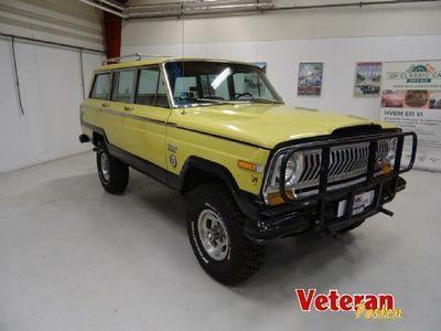 brugt Jeep Wagoneer Jeep Wagoneer