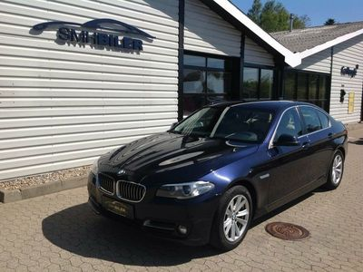 second-hand BMW 520 d 2,0 aut.