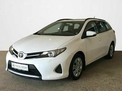 brugt Toyota Auris 1,3 VVT-i T1+ TS