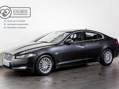 brugt Jaguar XF 2,2 D 163 Luxury aut.