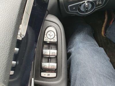 brugt Mercedes C200 1.6 136 HK Avantgarde