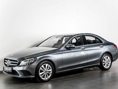 brugt Mercedes C220 d 2,0 aut.