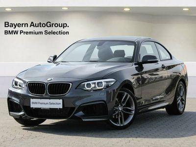 käytetty BMW 218 i 1,5 Coupé aut.