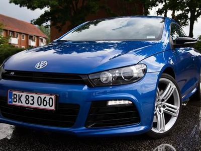 brugt VW Scirocco 2,0 2,0 TSI R AUT.